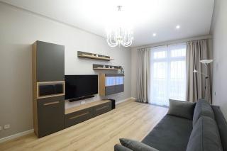 современная 2-комнатная квартира в аренду в историческом центре Санкт-Петербурга
