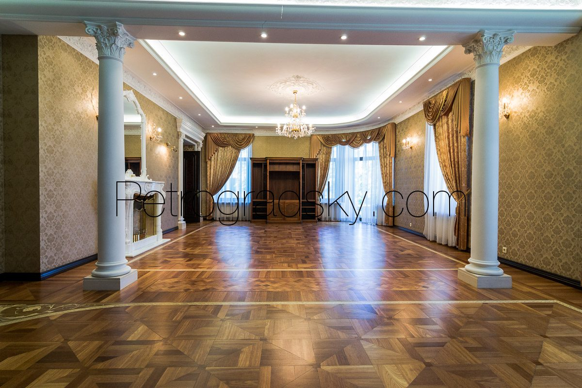 d71b6bcd3355c ID37 Аренда дизайнерской 7-комнатной квартиры Каменноостровский проспект 73  Санкт-Петербург
