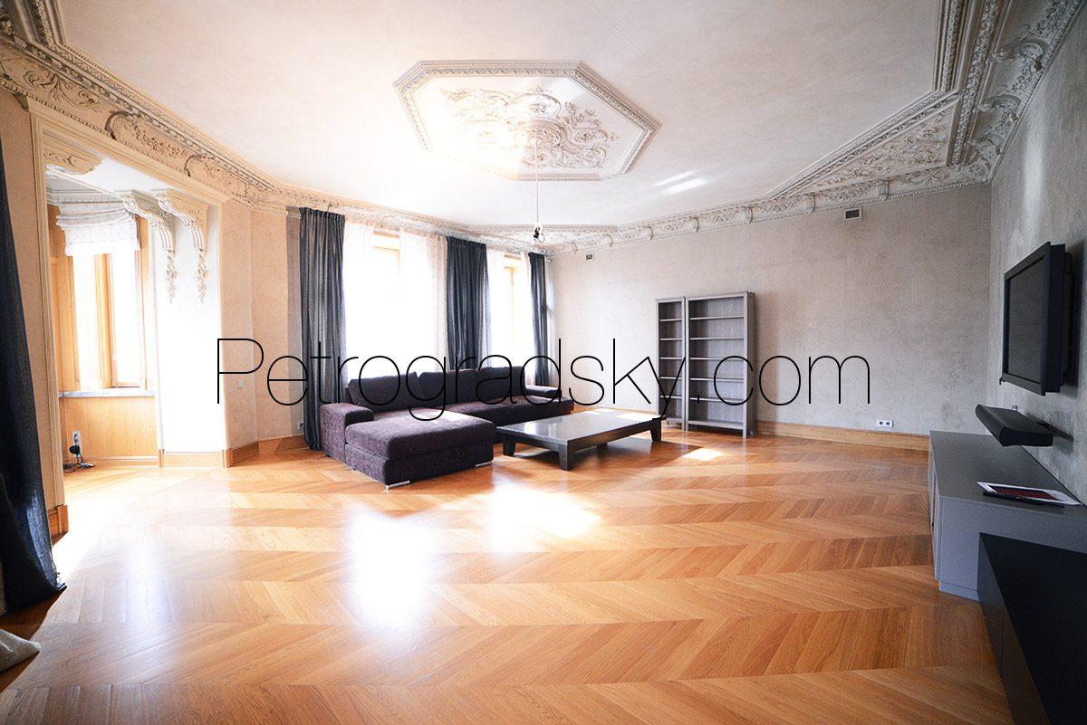 5 izbový byt spb