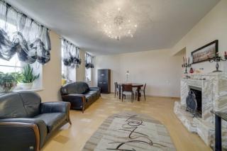 стильная 3-комнатная квартира в аренду в новом доме на Крестовском острове СПБ