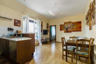 современная 2-комнатная квартира в аренду в Петроградском районе Санкт-Петербурга