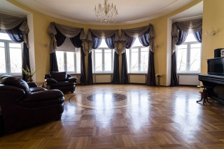 элитная 7-комнатная квартира в аренду в Петроградском районе С-Петербург