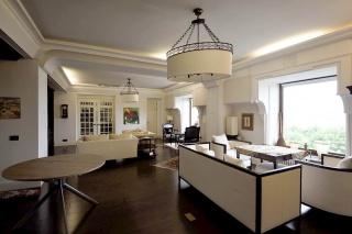 дизайнерская квартира в аренду на Петровской набережной Санкт-Петербург